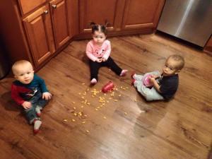 Jack, Izzy, and Myles