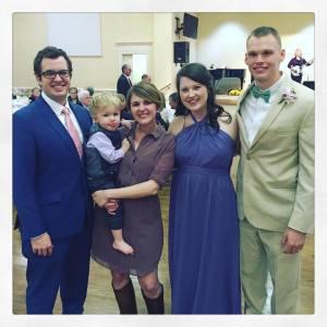 Sarah Trent RG wedding